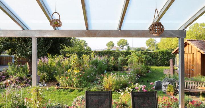 overkapping tuin vergunning